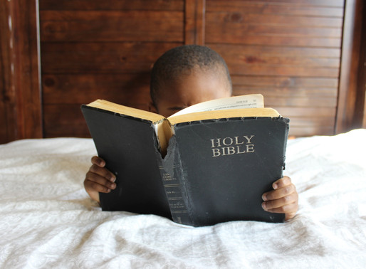TEACHING OUR CHILDREN TO LIVE A LIFE OF CHRISTIAN FAITH.