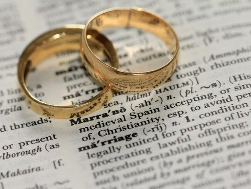 THE ATTACK ON THE INSTITUTION OF MARRIAGE IN THE UK – BE WARNED!