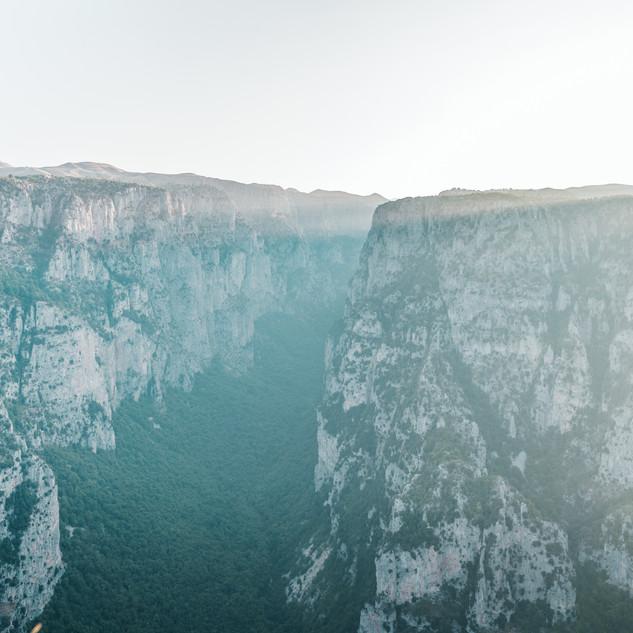 Pindos Gebirge