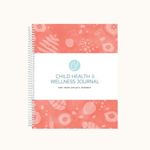 Child Health and Wellness Journal - Orange You Glad