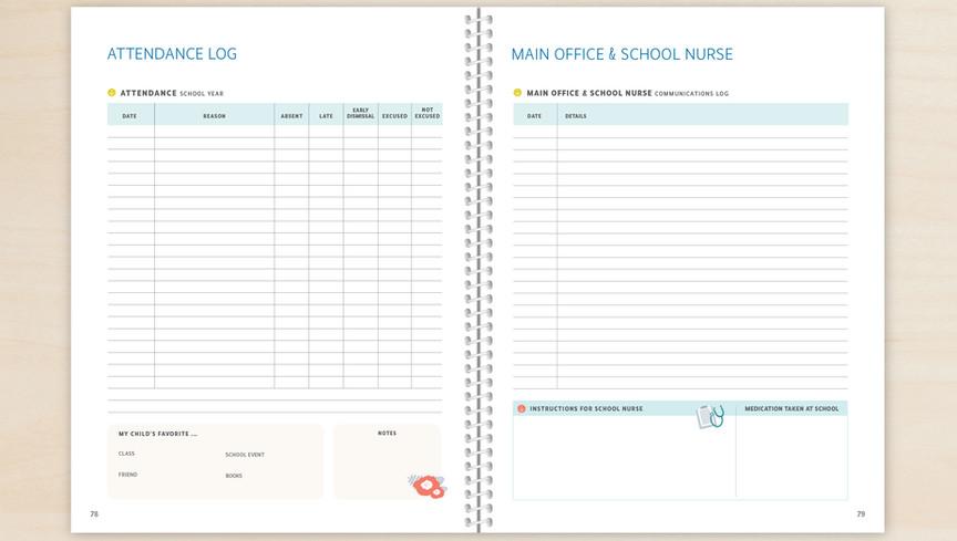Attendance & Nurse Infor