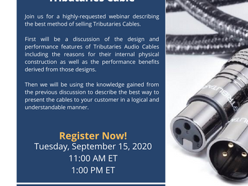 New Webinar from Tributaries