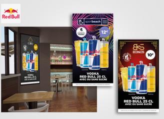 Marketing digital pour Red Bull