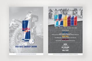 Red Bull… ça commence !