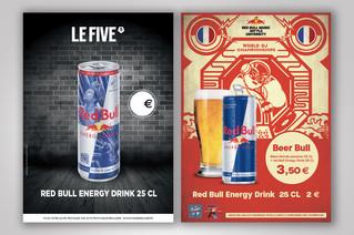 Red Bull… La pleine saison !
