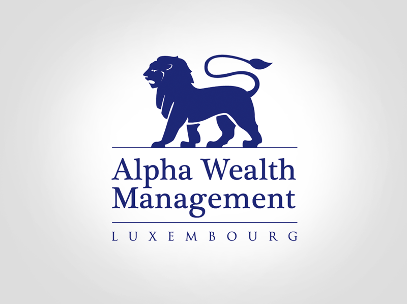 logo alpha wealth