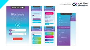 Design d'une application mobile
