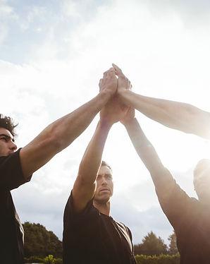 Leadership Team Executive Team Geschäftsführer Team Zusammenarbeit Collabortation Crowd WorkVertrauen Dysfunktionen eines Teas