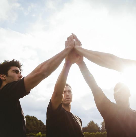 I giocatori di rugby