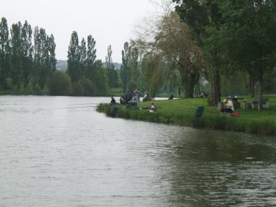 pêche au lac de Privezac