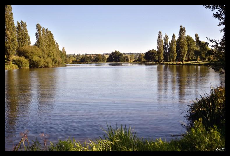 Plan d'eau de Privezac