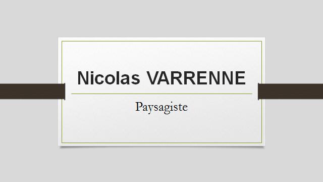 Nicolas VARRENNE