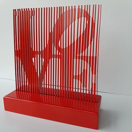 Laurence Nolleau sculpture