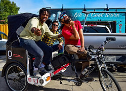 Live Music Capital of the World Pedicab Tour