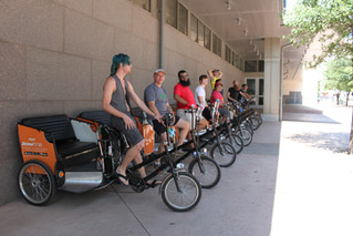 Austin Convention Center charter ride