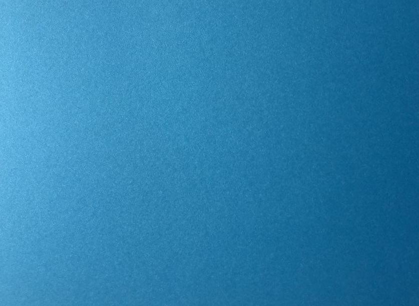colorido na massa Azul Royal