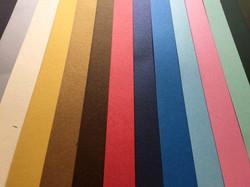 coloridos na massa perolizados