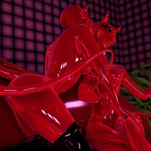 Inferno Room Detail Shot