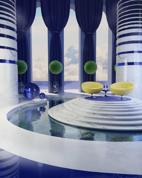 Sky Lounge, 2021