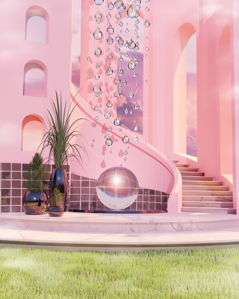 In the Pink Palace, 2021
