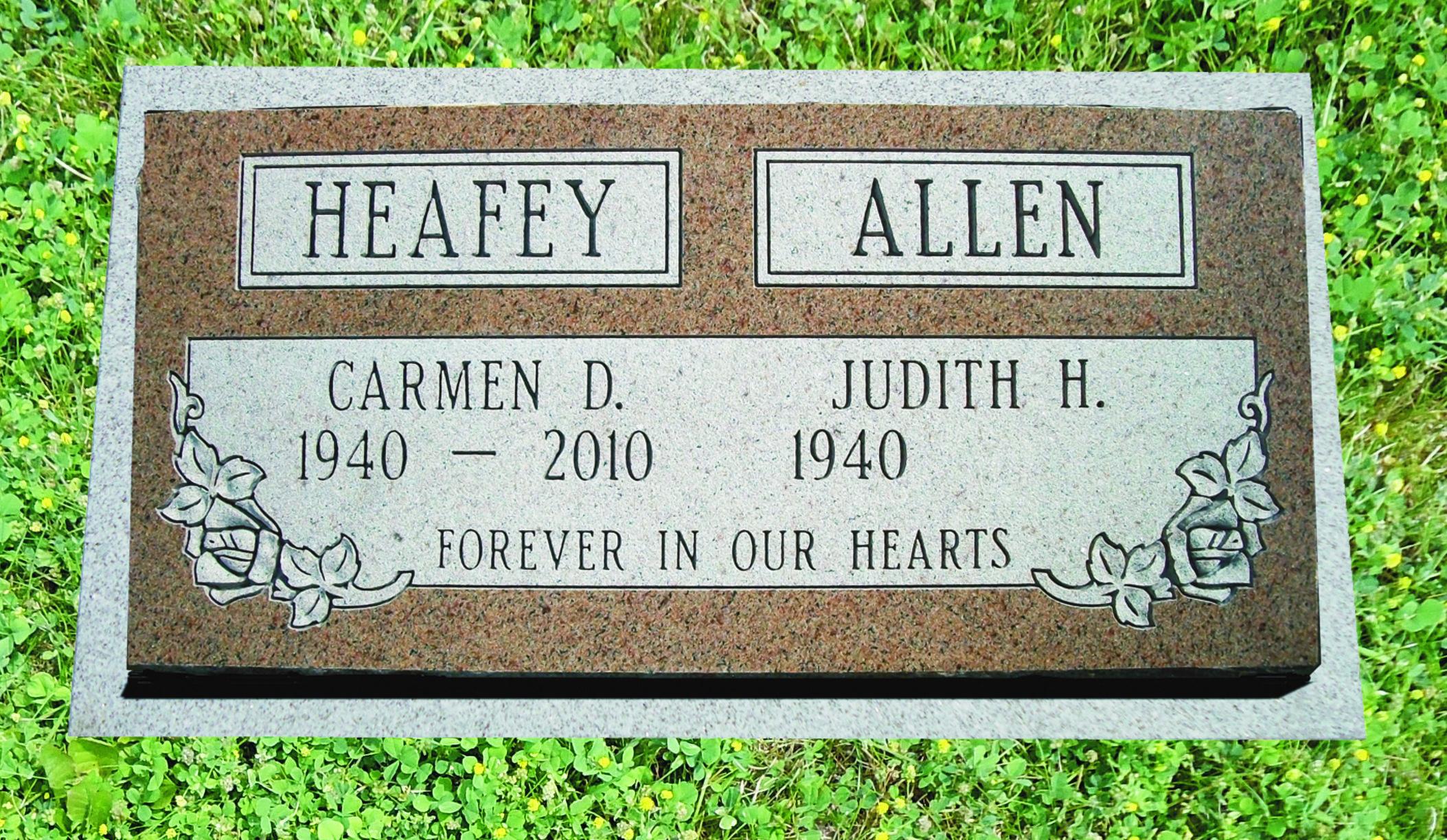 Heafey / Allen