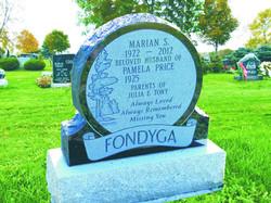 Fondya - Circle (With Foot)