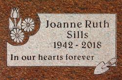 Rib Mountain Red - Sills Joanne 18-2875