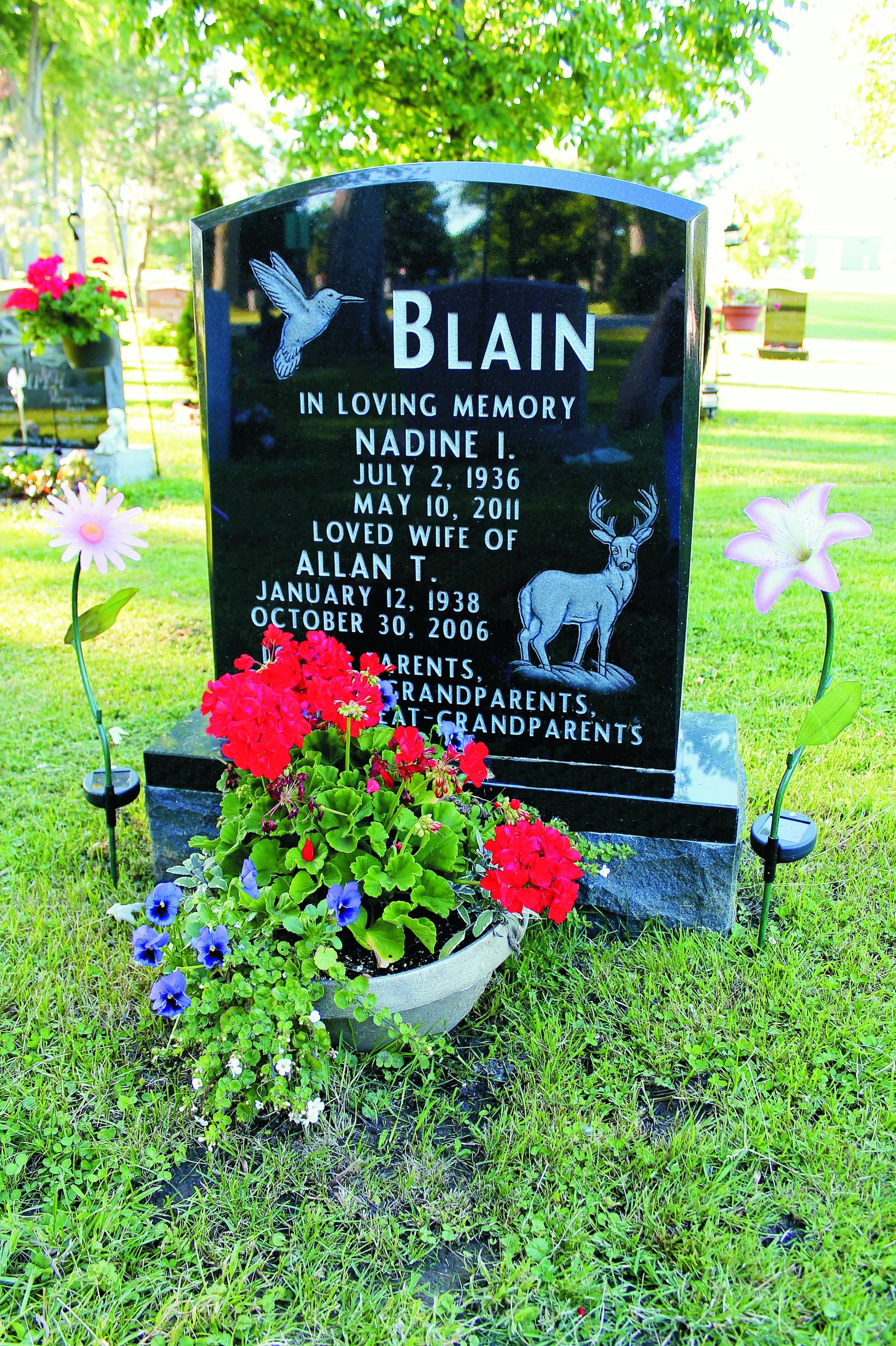 Blain