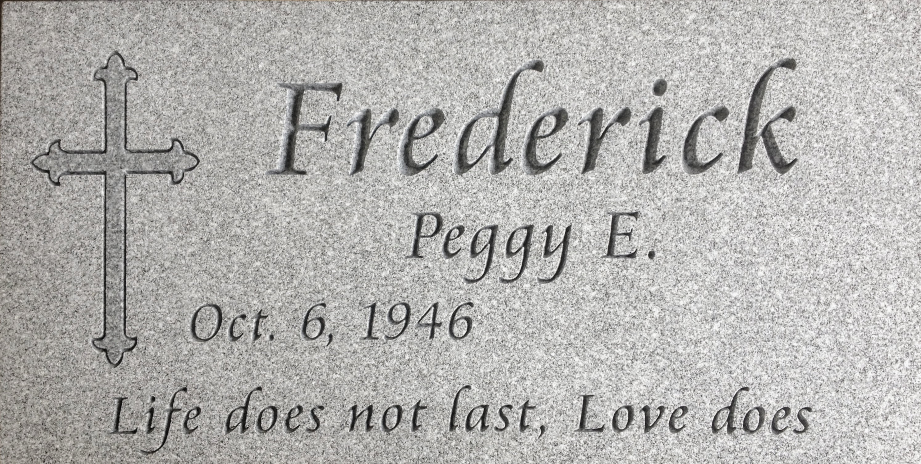 Steeled Barre - Frederick Peggy 17-0314