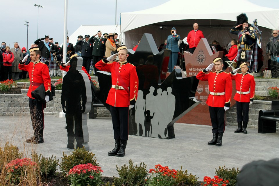 2012 - Afghanistan Repatriation Memorial