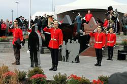 2012 - Afghanistan Repatriation Memorial