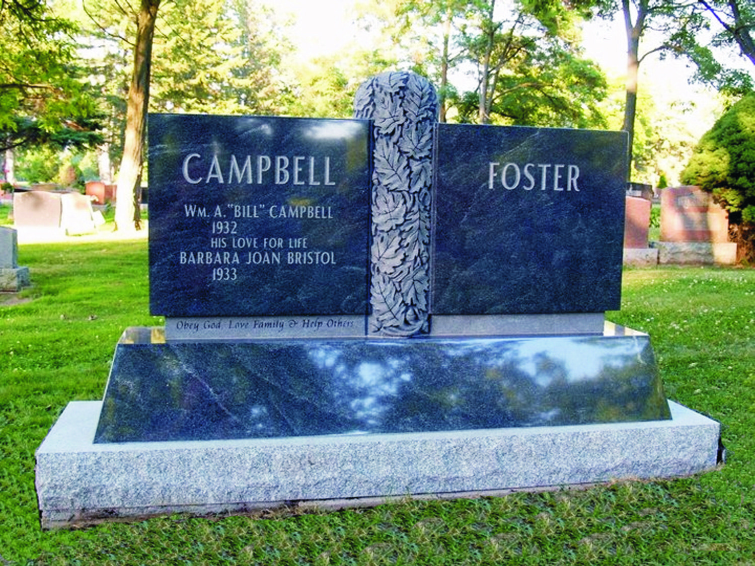 Campbell - Foster