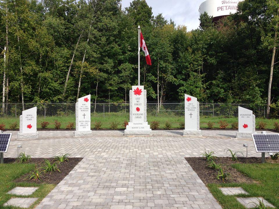 2014 - Petawawa Cenotaph