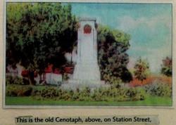 1927 - Belleville Cenotaph