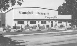 Campbell Monument - Bridge Street - Belleville, Ontario