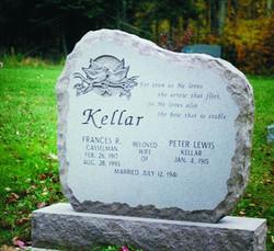 Kellar - Rock Margin Edge (Rough)