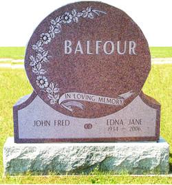 Balfour - Circle (With Foot)