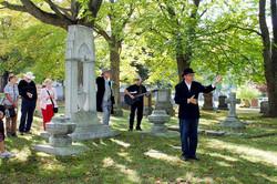 2013 - Glenwood Cemetery