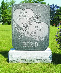 Bird - Double Heart