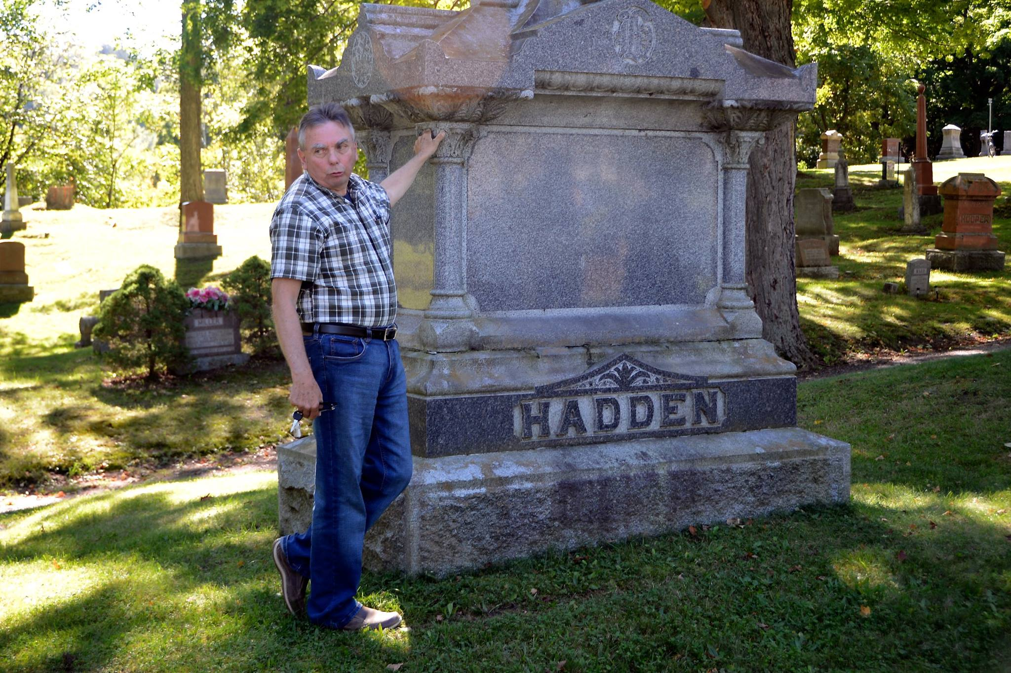 2015 - Association For Gravestone Studies, Ontario
