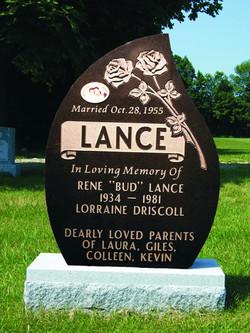 Lance - Tear Drop