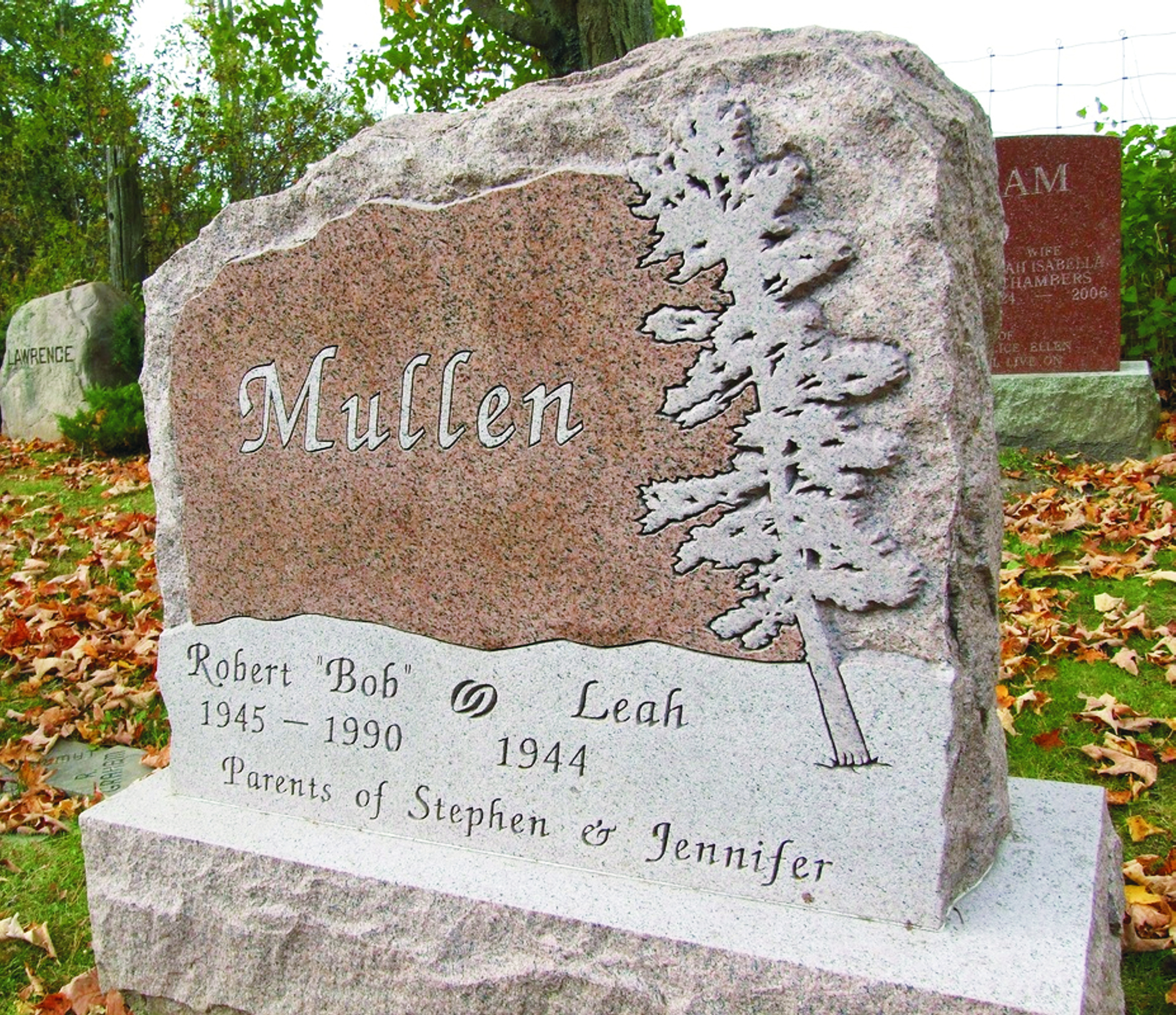 Mullen - Rock Margin Edge