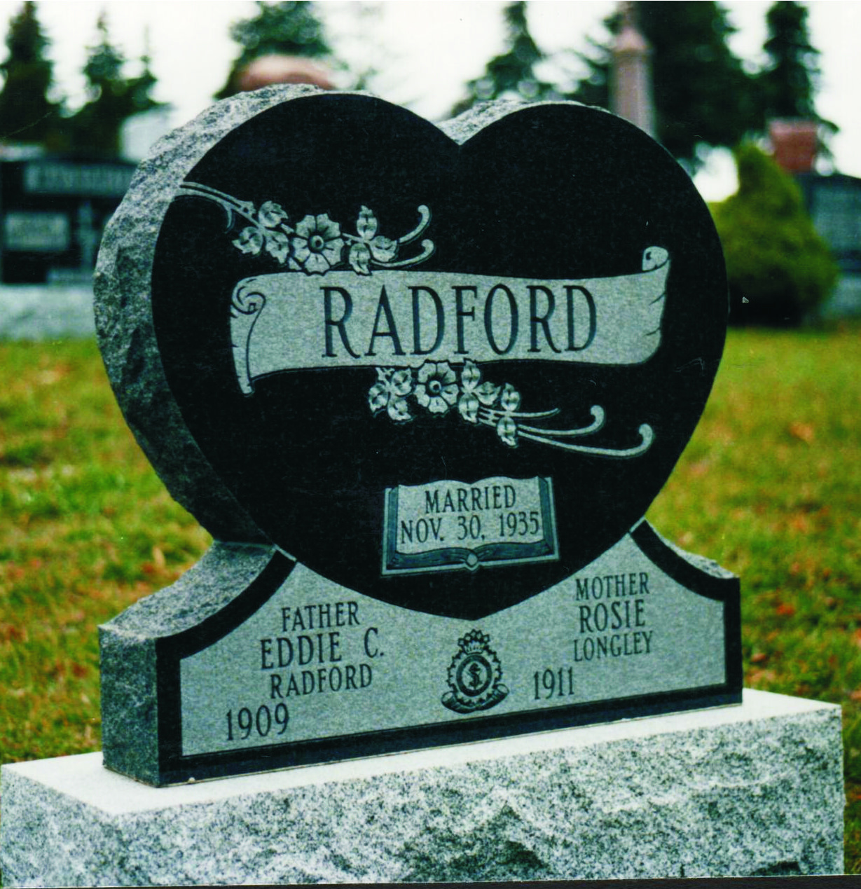 Radford - Single Heart