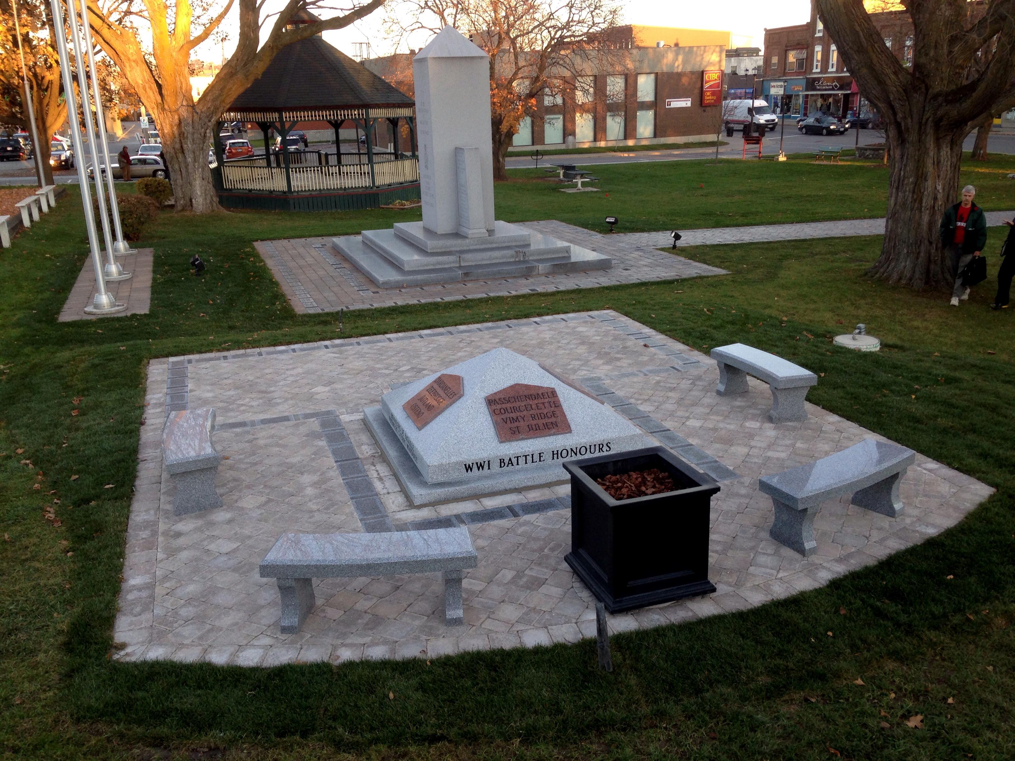 2015 - Brighton Cenotaph