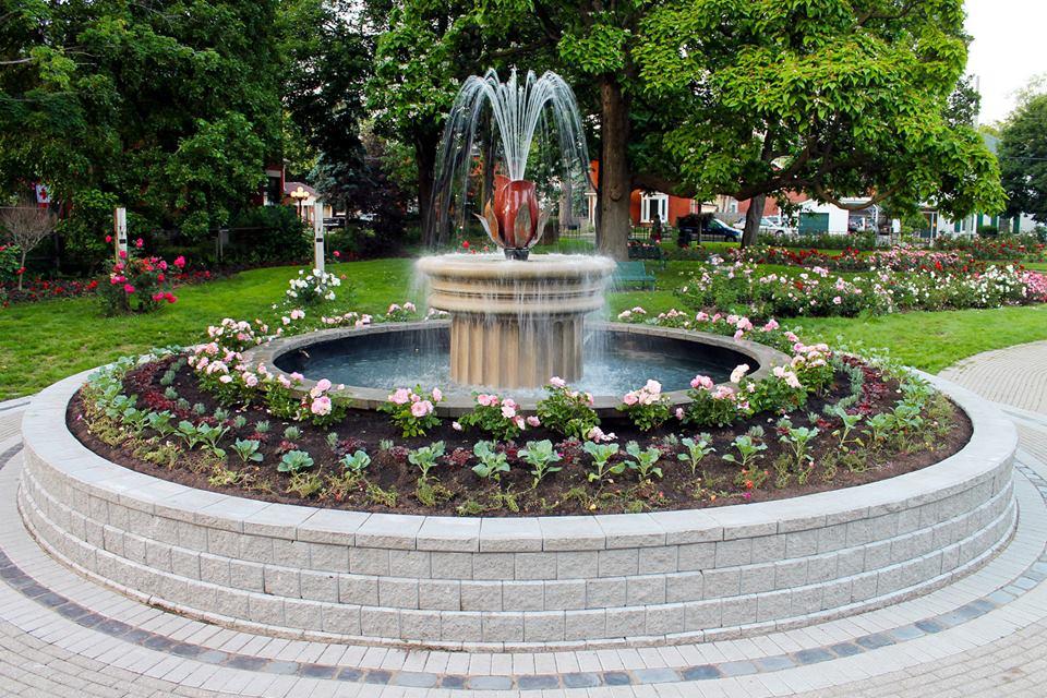 2013 - Corby Rose Garden