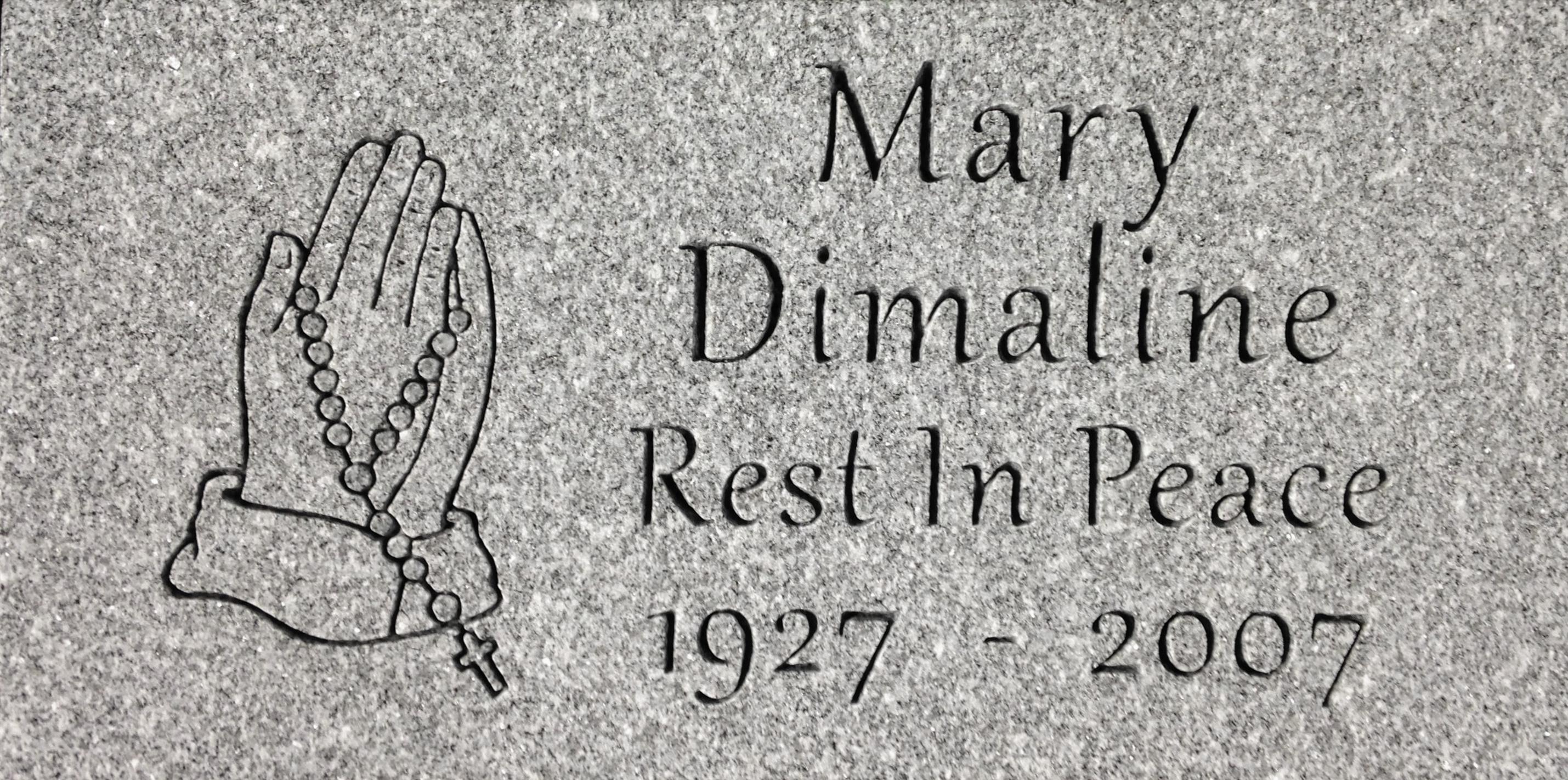 Steeled Barre - Dimaline, MAry 18-2785 -