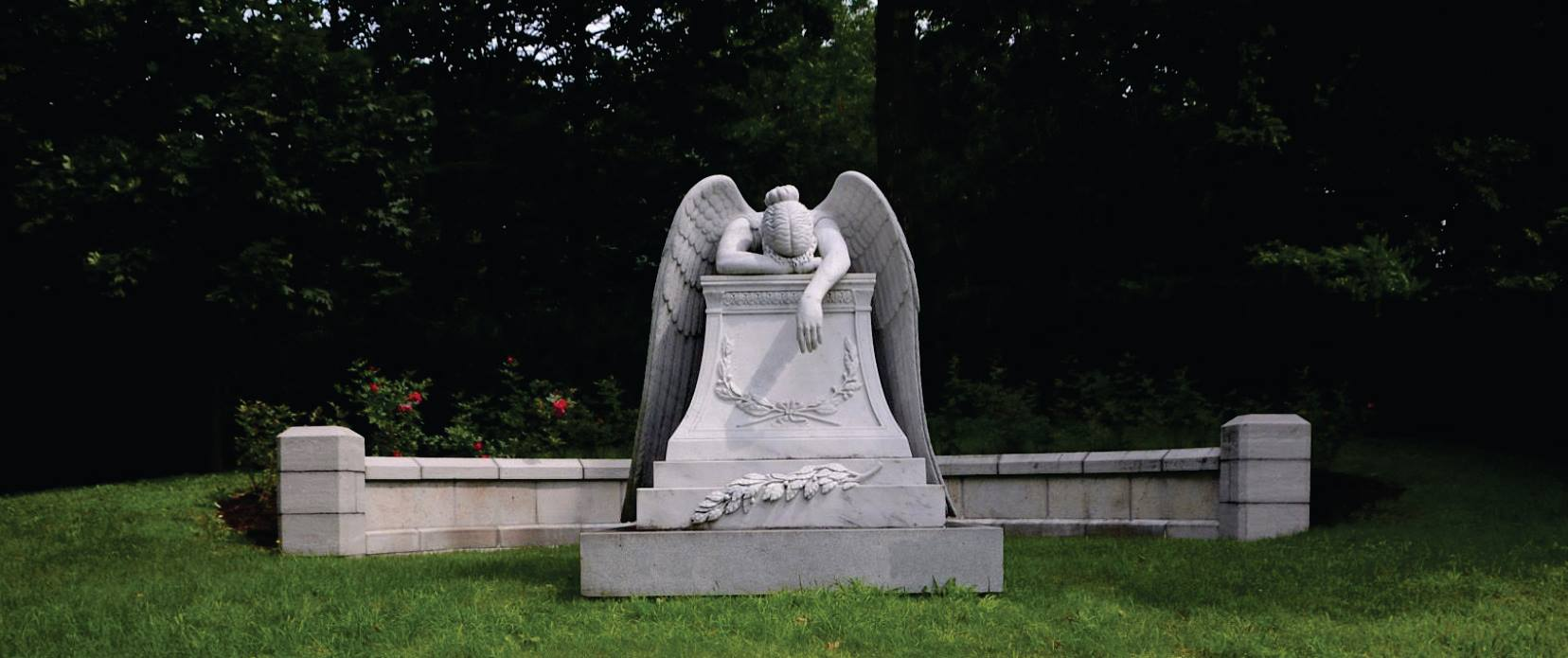 Weeping Angel - Montreal - Marble