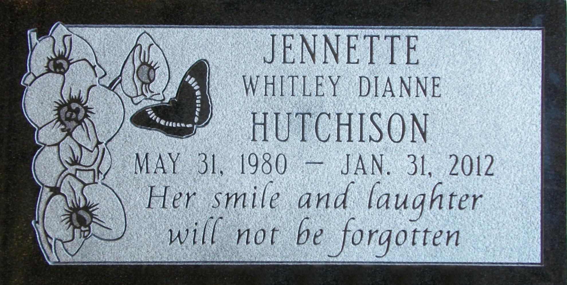 Black - Hutchison Jennette 16-0741 - 24x