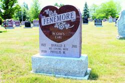 Fenemore - Single Heart