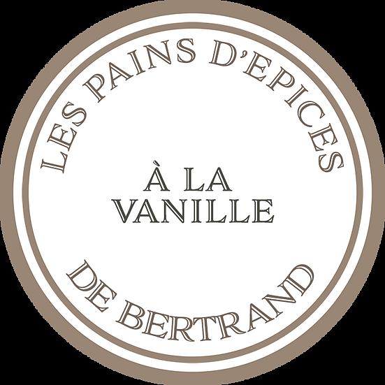 Pain d'épices à la vanille